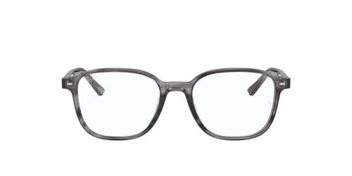 Ray-Ban RX5393 LEONARD - 8055 - Striped Grey - 47 mm