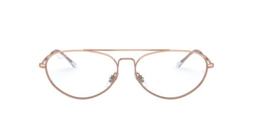 Ray-Ban RX6454 - 3094 - Rose Gold - 56 mm