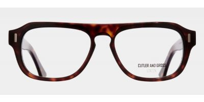 CUTLER AND GROSS 1319 OPT 259.2 CUTLER AND GROSS GLASSES