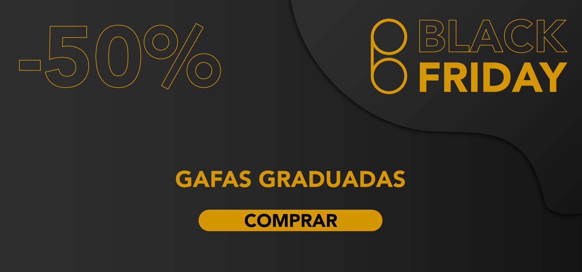 Gafas Graduadas | -50% Descuento
