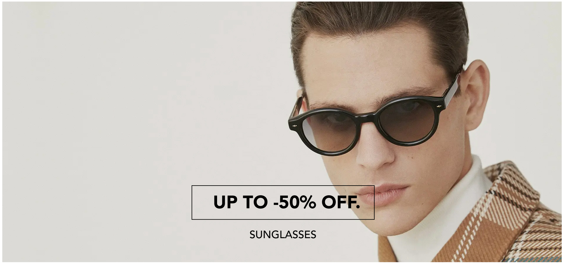 SUNGLASSES | UP TO 50% OFF